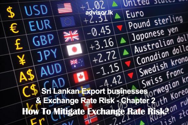 how to mitigate exchange rate risk